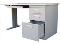HDZ-01 1260单柜办公桌
