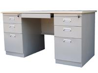 HDZ-02 1470双柜办公桌