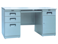 HDZ-04 1470代门双柜办公桌