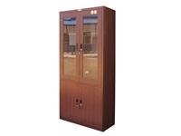 HDFS-04 复塑对开玻璃柜