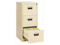 HDX-17C-3 3-Drawer File Cabinet