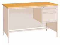 HDZ-01C Single-Cabinet Office Desk