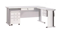 HDZ-06A Office Desk w/Return